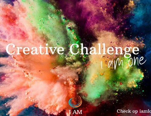 Creative Challenge – I AM One