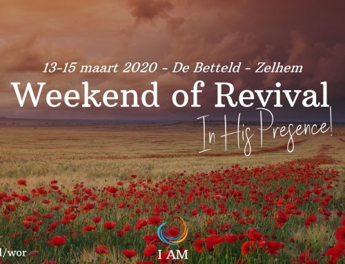 Weekend of Revival – Maart 2020
