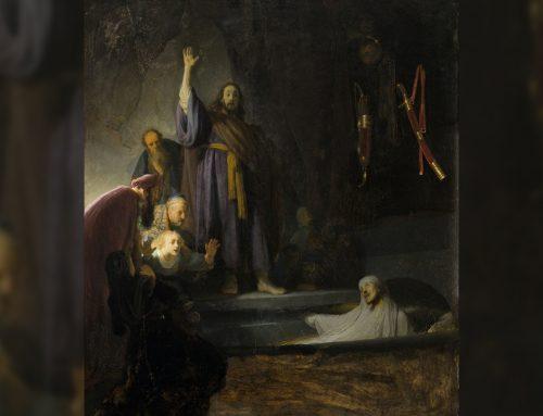 Krijg nou het Lazarus!