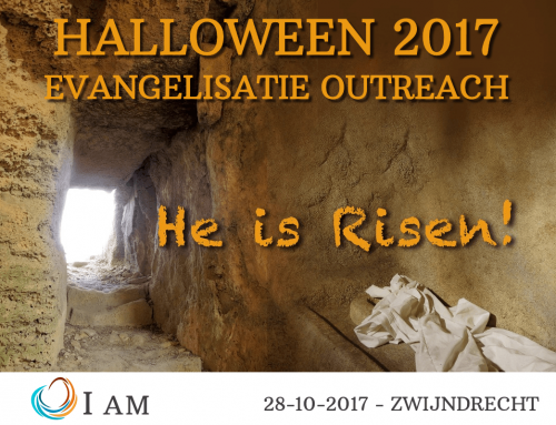 Halloween outreach Zwijndrecht