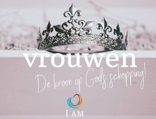 Vrouwen zijn Gods kroon op de schepping