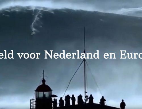 Beeld voor Nederland en Europa