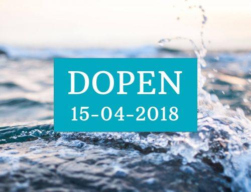 Dopen – 15-04-2018