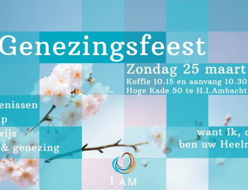 Genezingsfeest! – Bovennatuurlijke genezing. – Zondag 25 maart 2018 – Hendrik-Ido-Ambacht