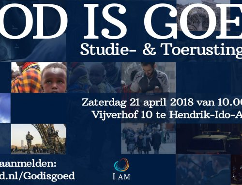God is Goed – Zaterdag 21 april 2018 – Hendrik-Ido-Ambacht