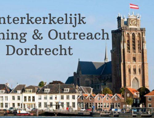 Training + Outreach Krachtevangelisatie Dordrecht