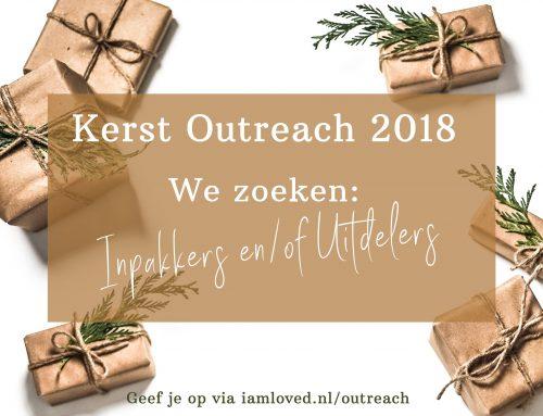 Kerst Outreach 2018 – Dordrecht