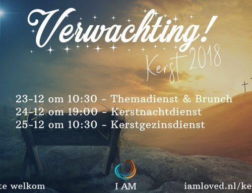 Kerst 2018 – Verwachting! – Hendrik Ido Ambacht