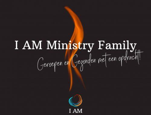 I AM Ministry Family