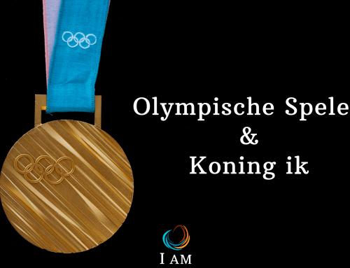 Olympische Spelen & Koning ik