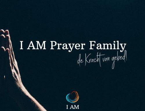 Prayer Family – Gebedsochtenden en Gebedsavonden