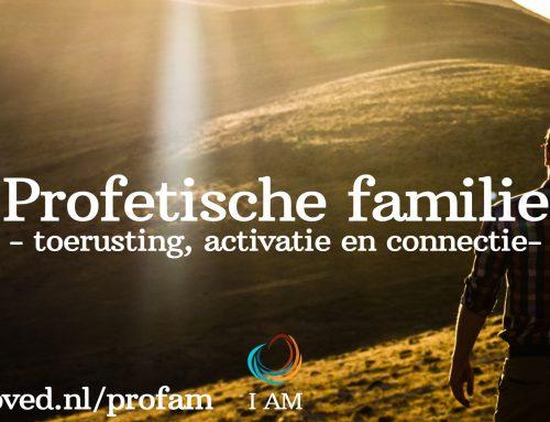 Profetische Familie, Training van 7 avonden