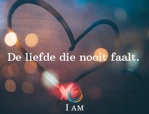 De liefde die nooit faalt.