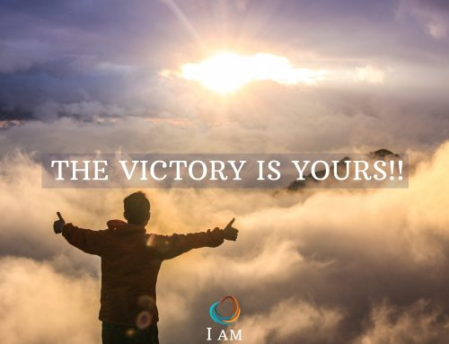 THE VICTORY IS YOURS!!